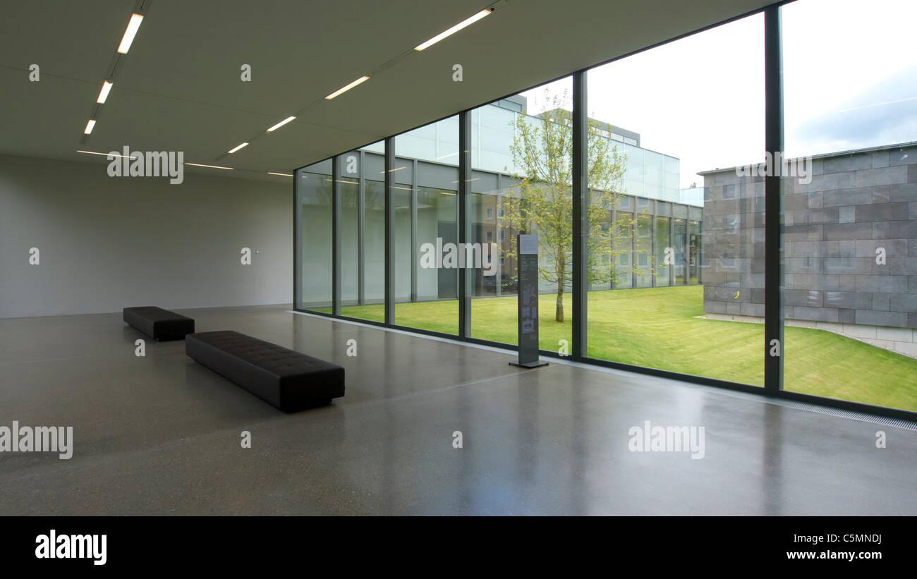neubau im folkwang museum in essen deutschland entworfen von david chipperfield architekten. Black Bedroom Furniture Sets. Home Design Ideas