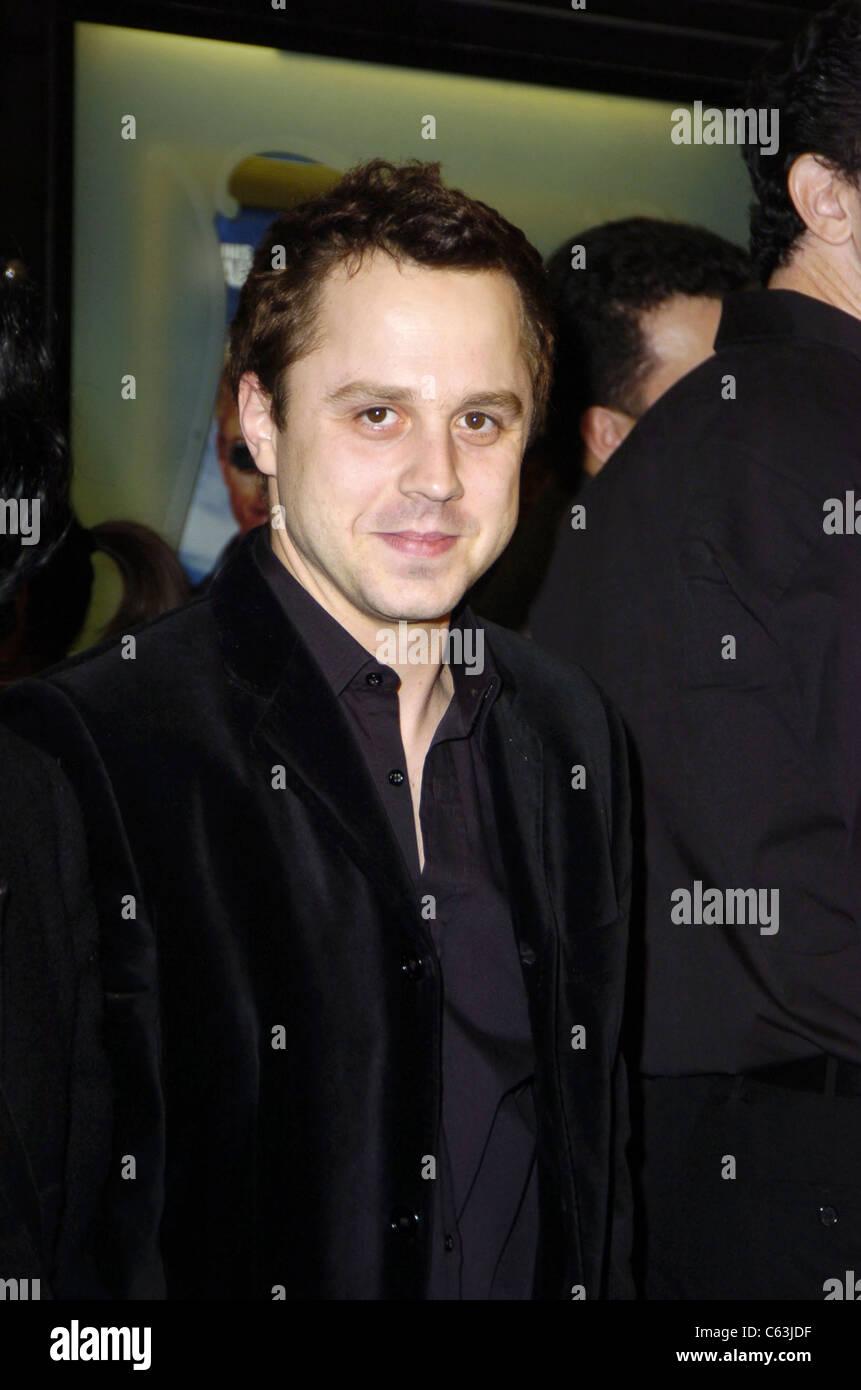 Giovanni Ribisi bei der Premiere von FLIGHT OF THE PHOENIX, Los Angeles, CA, 15. Dezember 2004. (Foto: Michael Germana Stockbild