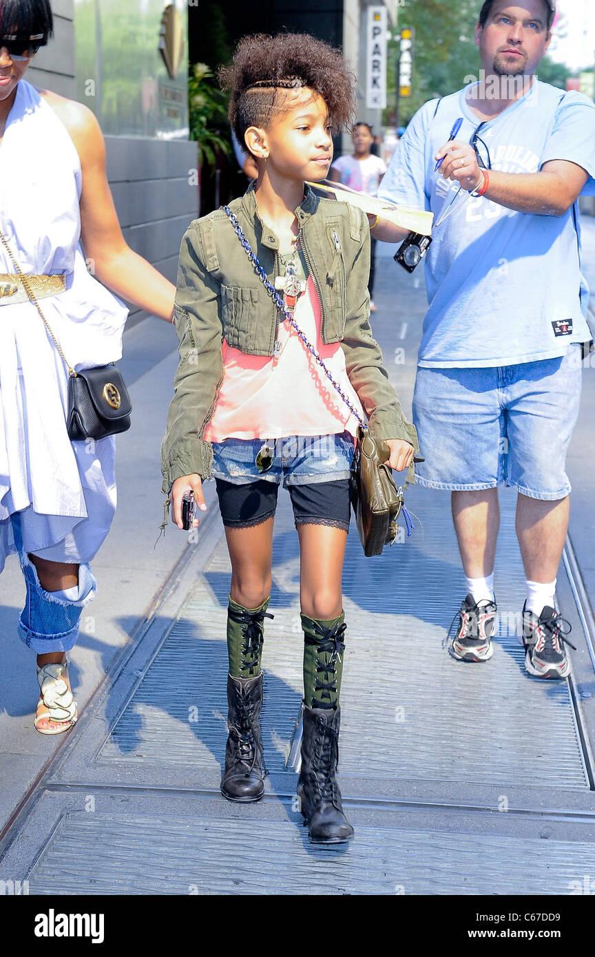 unterwegs für Promi-Schnappschüsse - Samstag, New York, NY 28. August 2010. Foto von: Ray Tamarra/Everett Stockbild