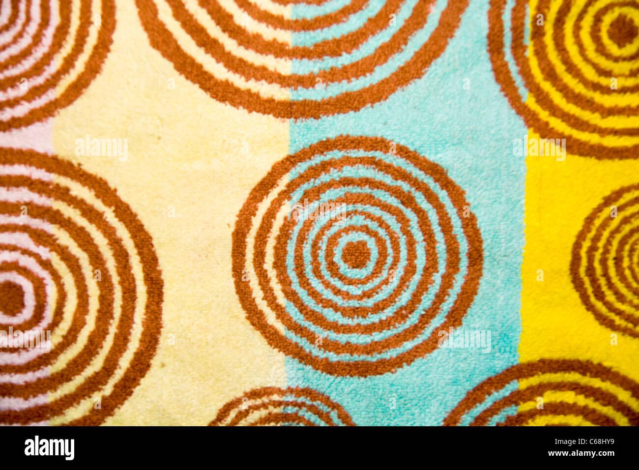 Handtuch-Textur Stockbild