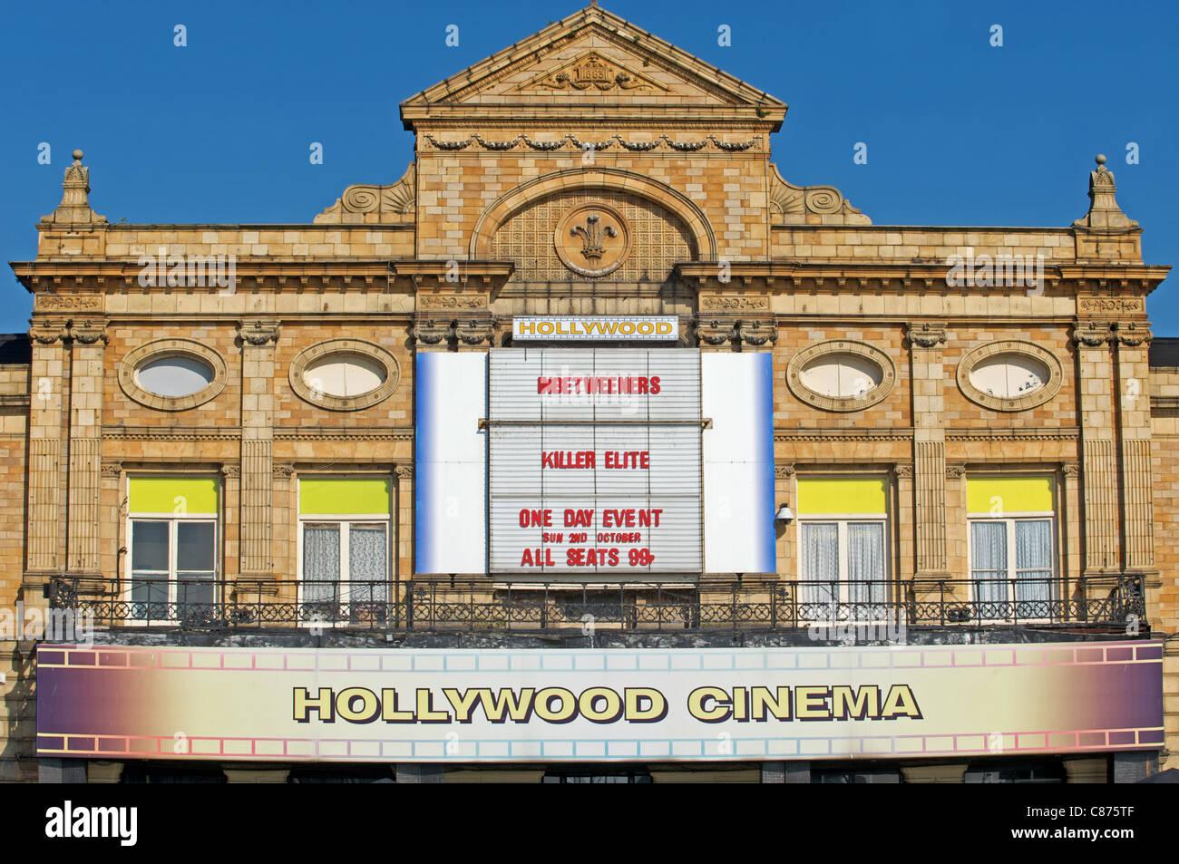 Hollywood Kino, Great Yarmouth, Norfolk, Großbritannien. Stockbild