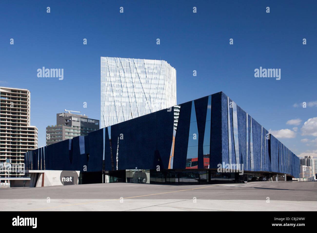 Spanien, Europa, Katalonien, Barcelona, Diagonal Mar, Forum, Stockbild