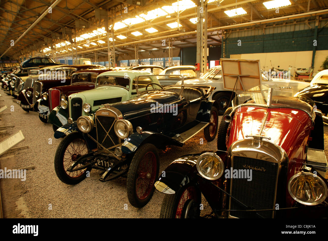 reims champagne automobile automuseum in reims frankreich mus e automobil reims champagne. Black Bedroom Furniture Sets. Home Design Ideas
