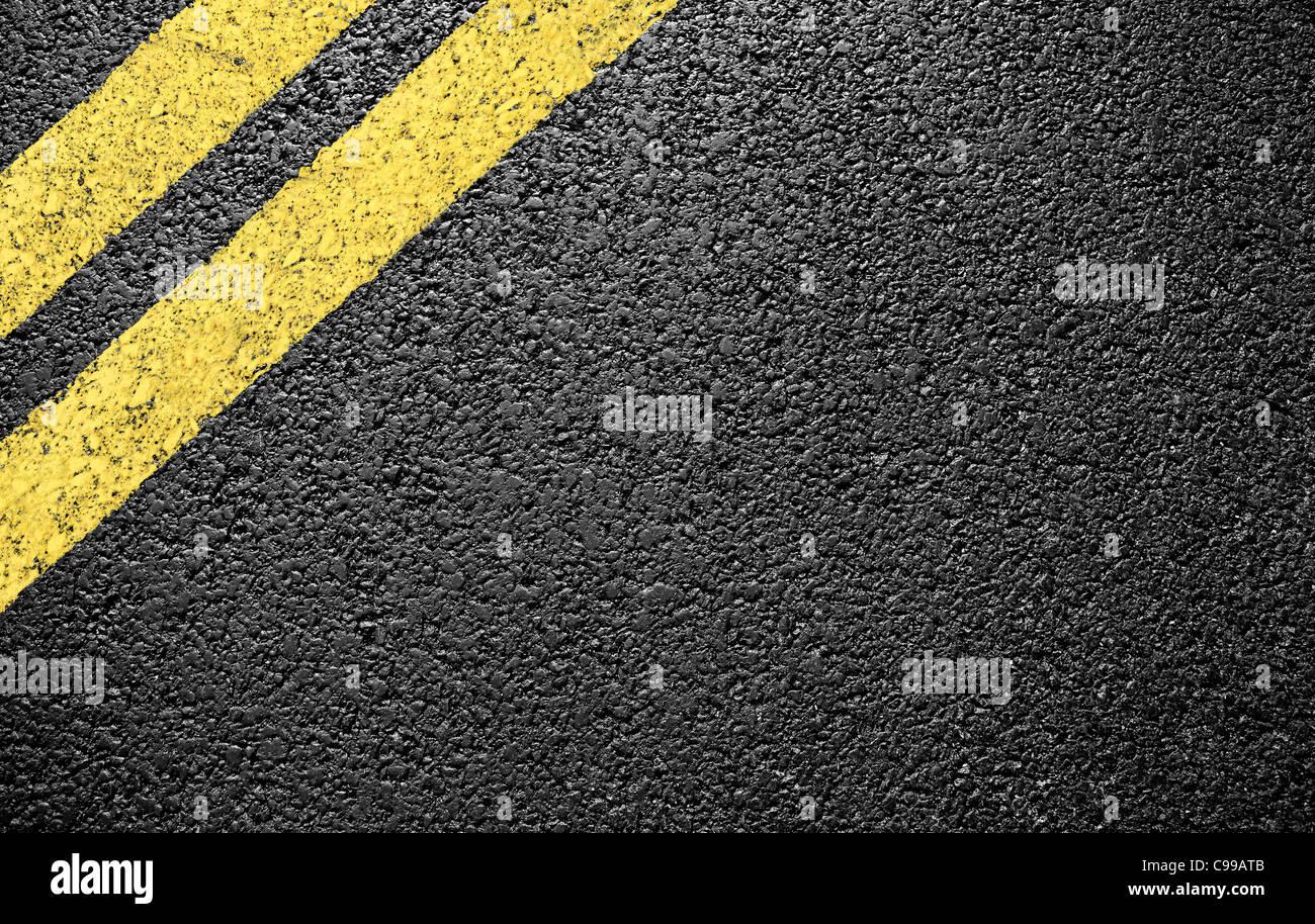 Asphalt als abstrakten Hintergrund oder Hintergrund Stockbild