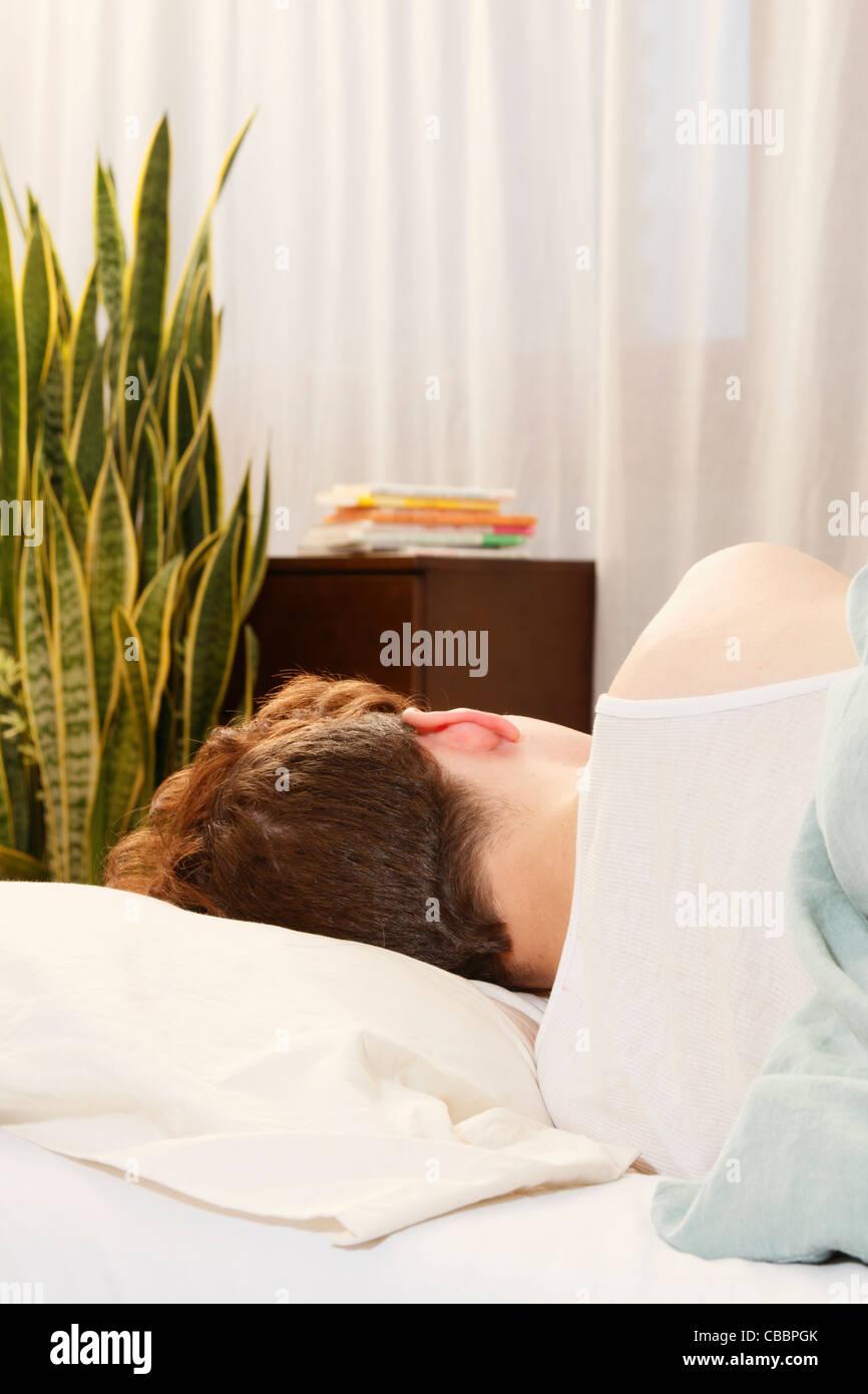 dozing stockfotos dozing bilder alamy. Black Bedroom Furniture Sets. Home Design Ideas