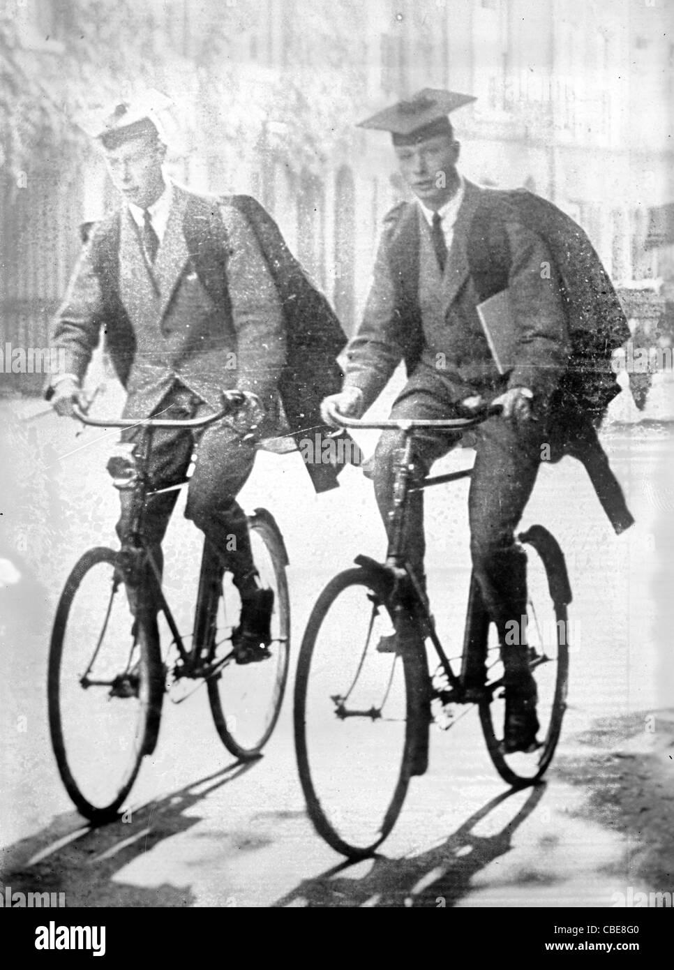 Fürsten Albert & Henry Stockfoto