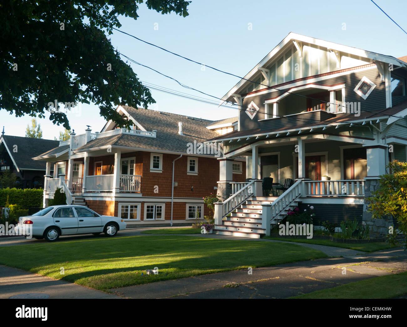 suburb stockfotos suburb bilder alamy. Black Bedroom Furniture Sets. Home Design Ideas