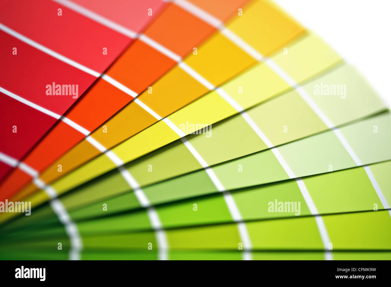 Farbige Muster Stockbild