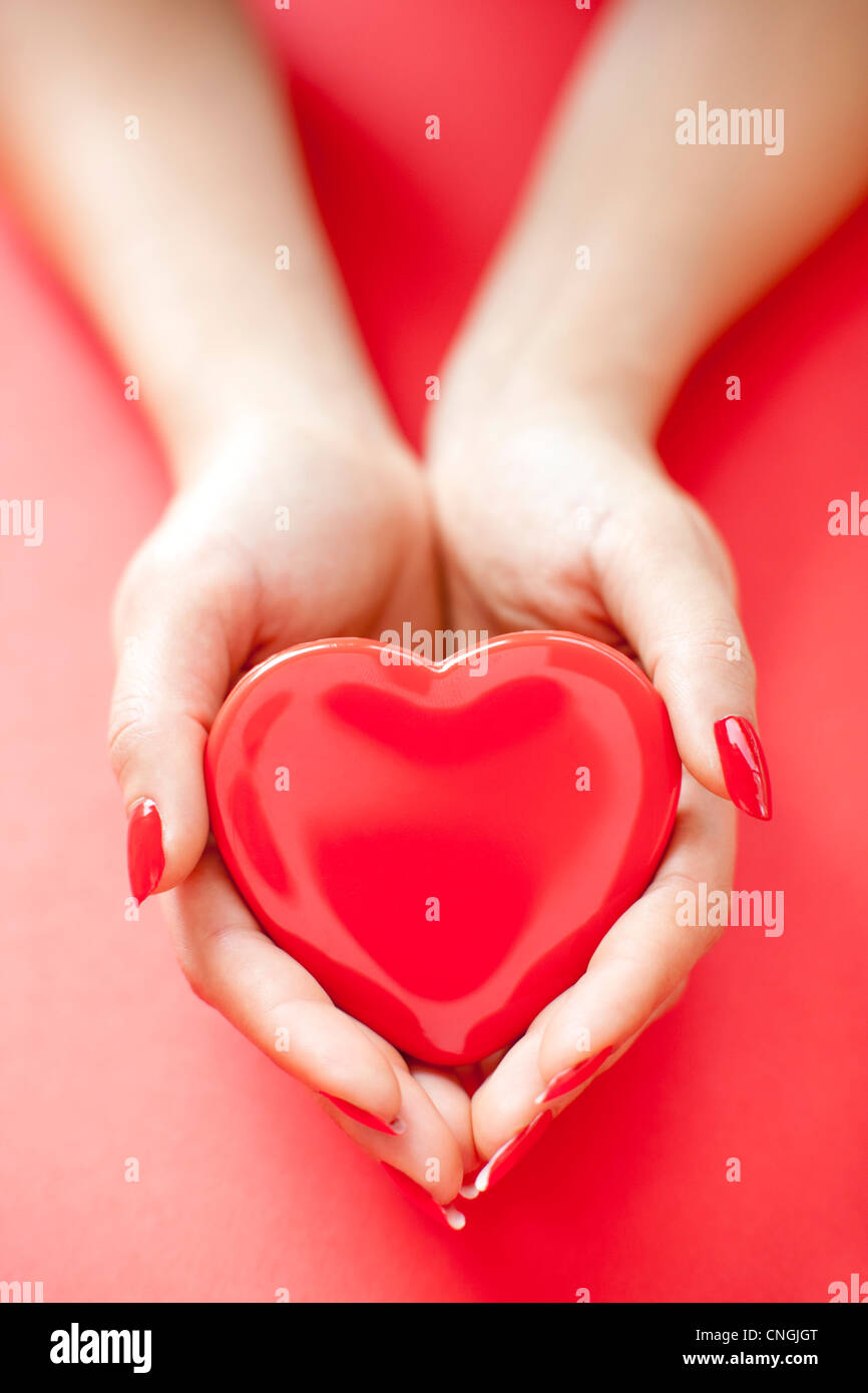Liebe Konzeptbild Stockbild