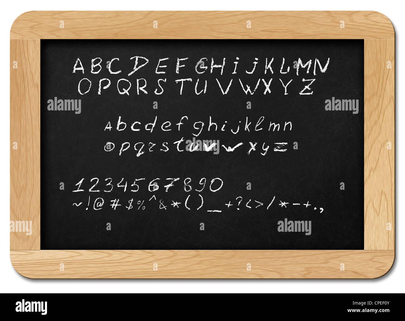 Tafel Mit Buchstaben Magnettafel Kinder Mit Buchstaben