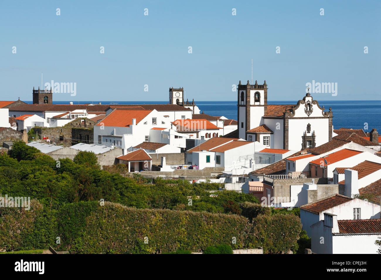 azores portugal houses stockfotos azores portugal houses bilder alamy. Black Bedroom Furniture Sets. Home Design Ideas