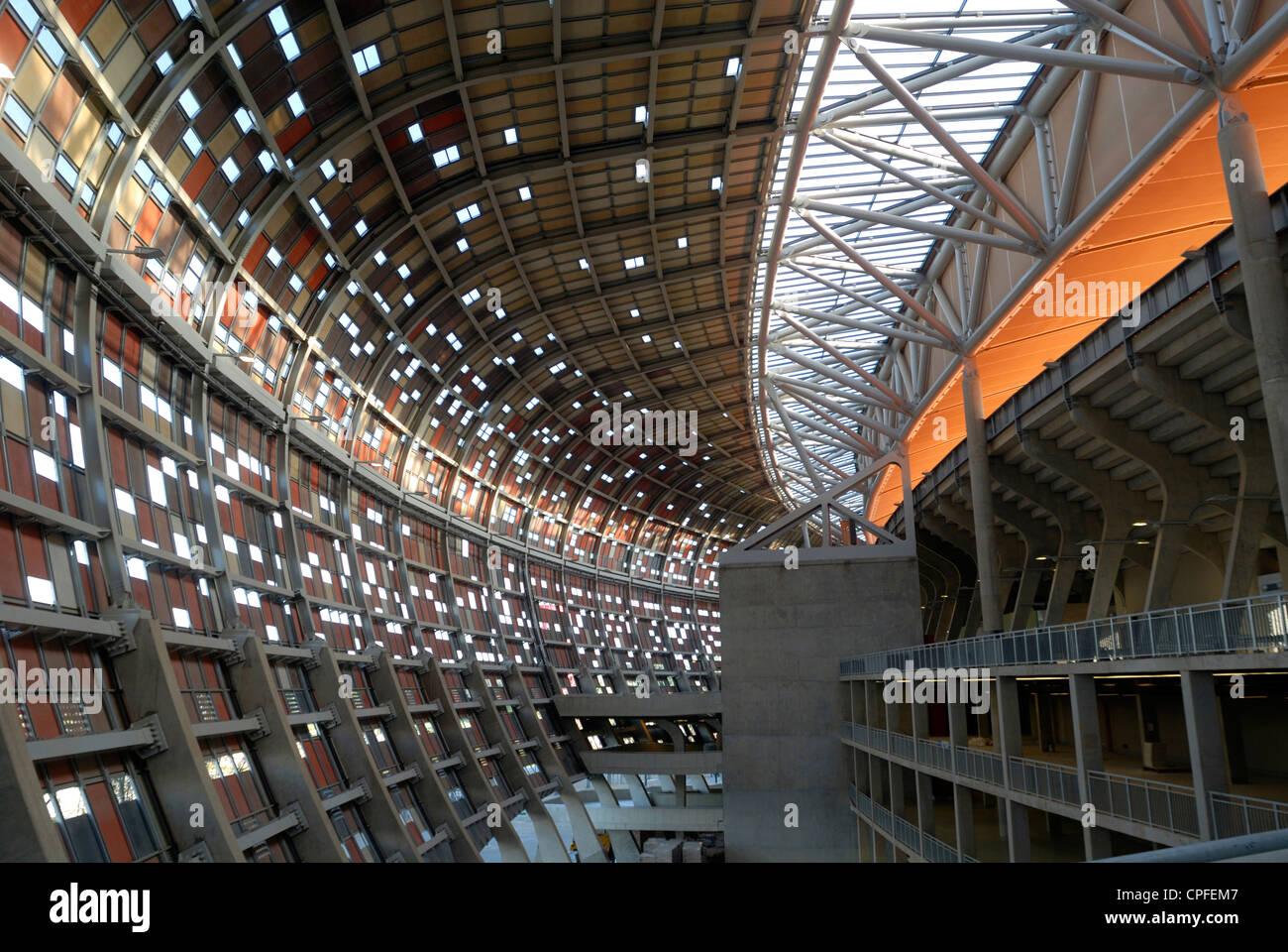Interieur und exterieur des soccer city stadion for Interieur und exterieur