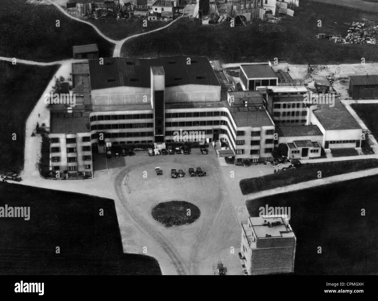 Filmstudio Barrandov, 1941 Stockbild