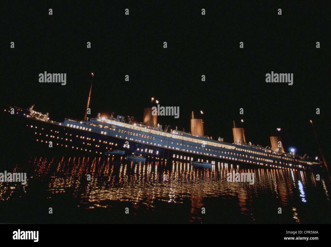 Titanic Stockbild