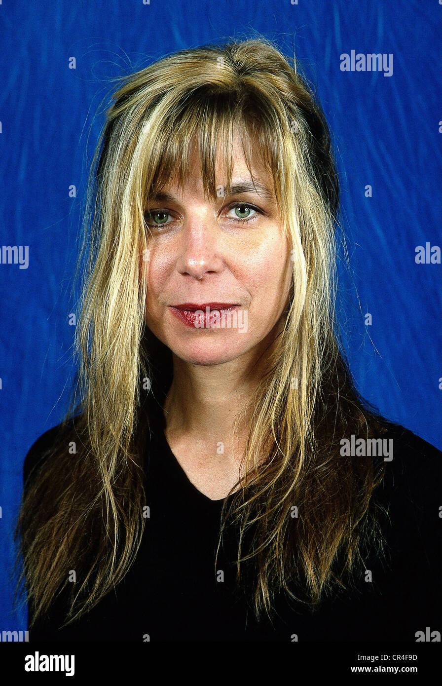 Fahrer, Sara, * 15.12.1955, US-Filmemacher, Porträt, circa 1994, Direktor, Stockbild
