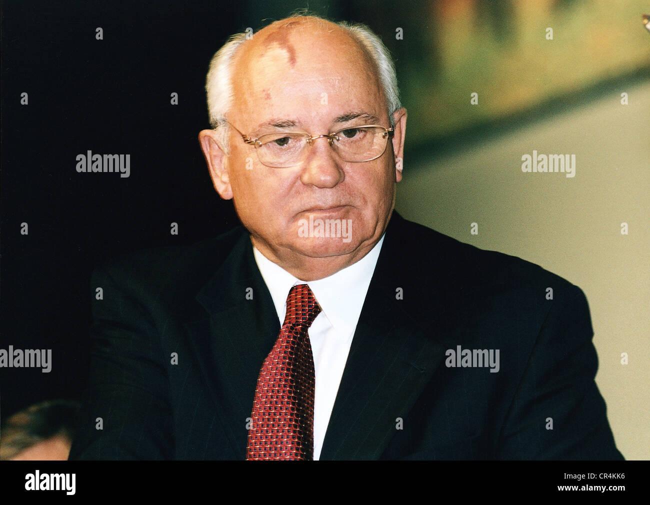 Горбачёв 93