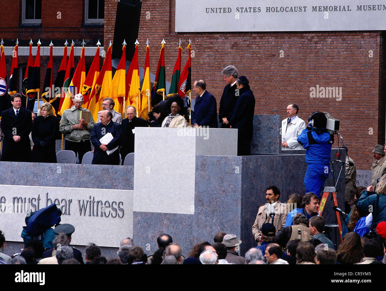 "Clinton, William ""Bill"", * 19.8.1946, US-amerikanische Politikerin (Demokraten), 42. Präsident der Stockbild"