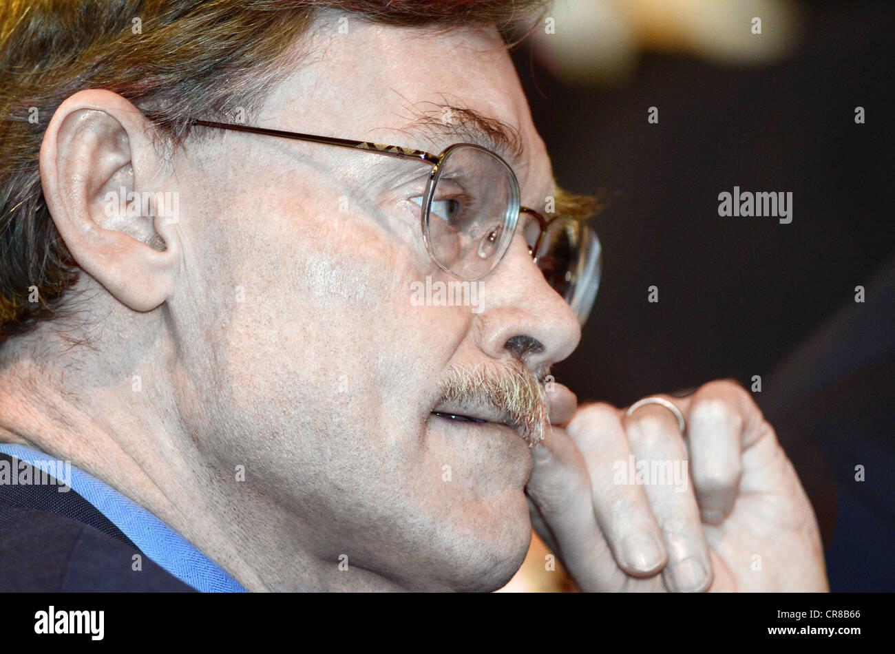 Zoellick, Robert, * 25.7.1953, US-amerikanischer Politiker (Republikaner), Präsident der Weltbank 2007-2012, Stockbild
