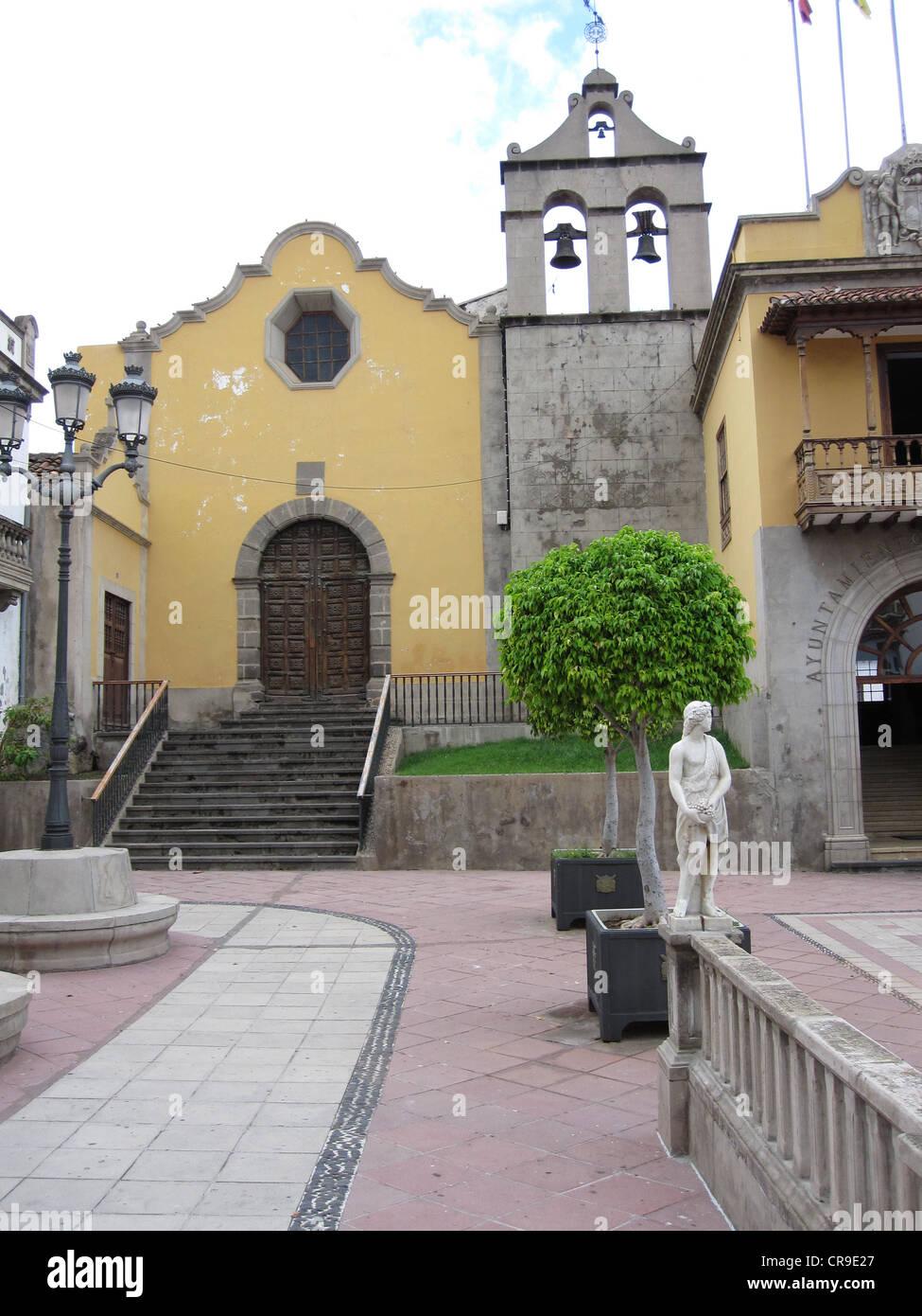 Santa Cruz Stockbild