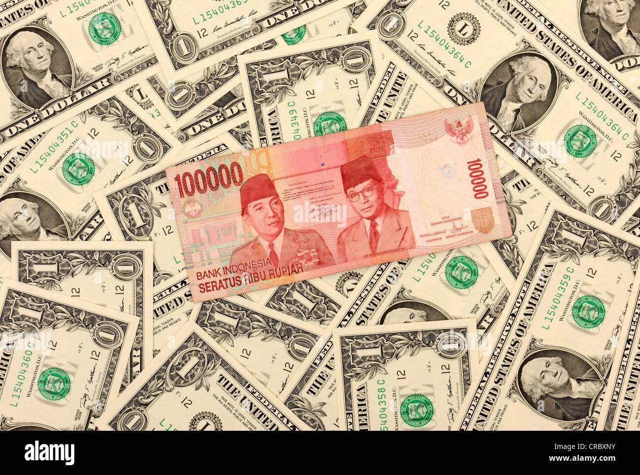 different dollar bills us money stockfotos different. Black Bedroom Furniture Sets. Home Design Ideas