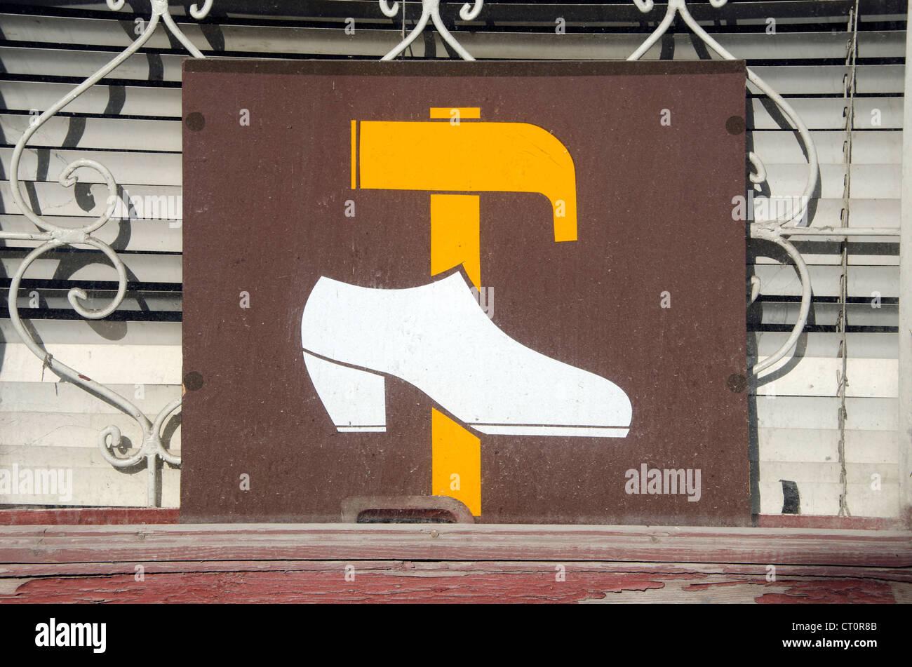 Shoe Repair Soho London