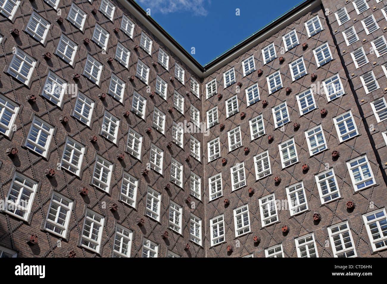 architektur in hamburg deutschland stockfoto bild 49463057 alamy. Black Bedroom Furniture Sets. Home Design Ideas