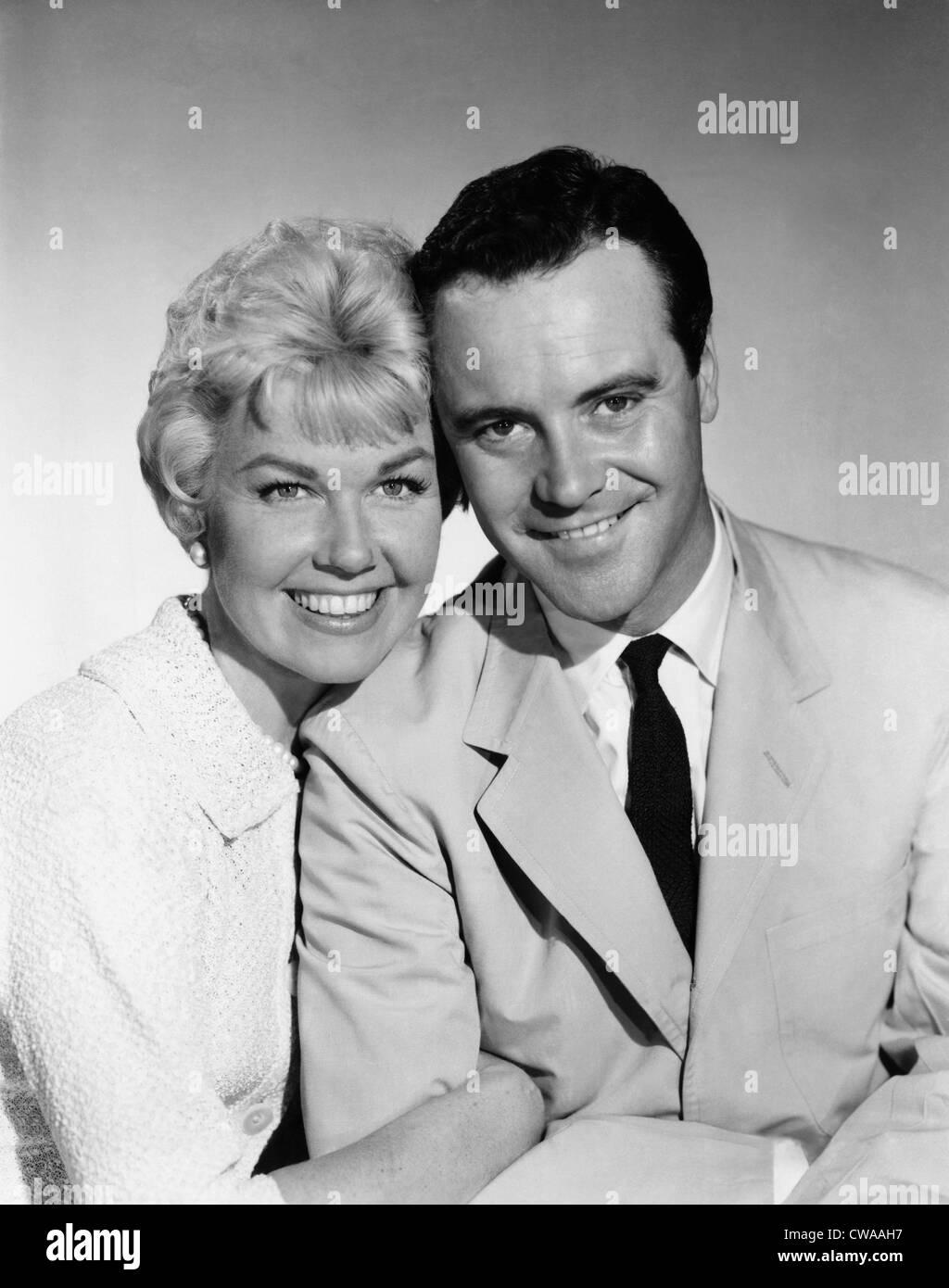 Es geschah zu JANE, Doris Day, Jack Lemmon, 1959. Höflichkeit: CSU Archive / Everett Collection Stockbild