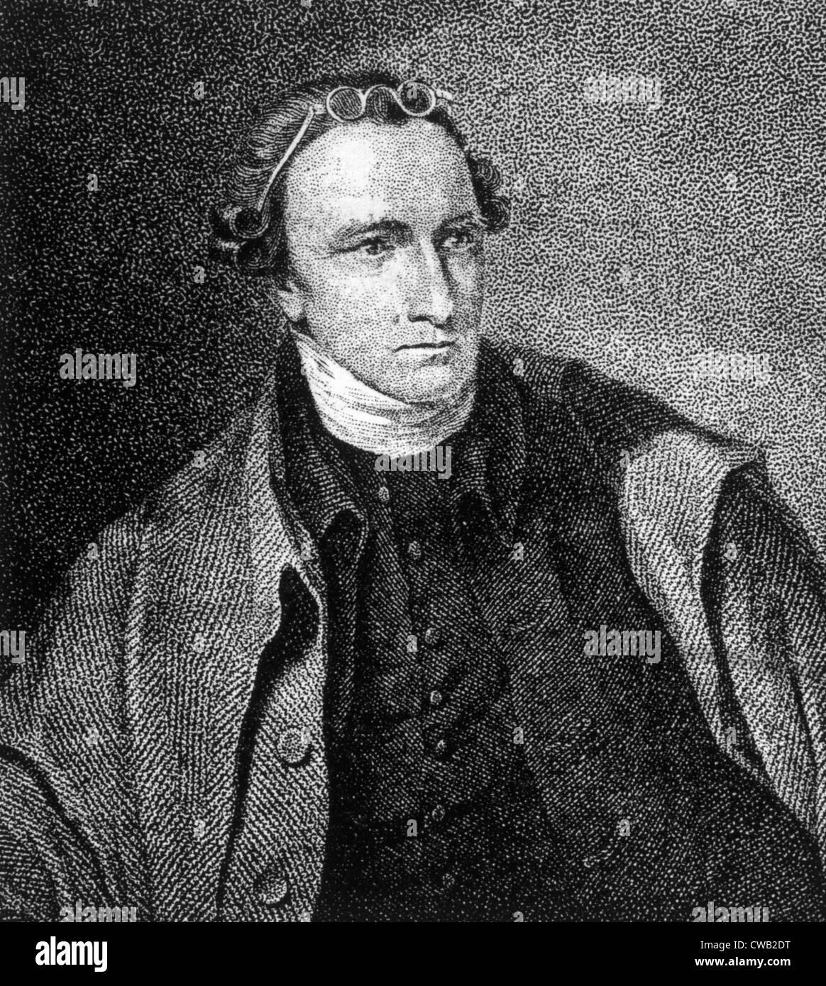 Patrick Henry (1736 ? 1799) Stockbild