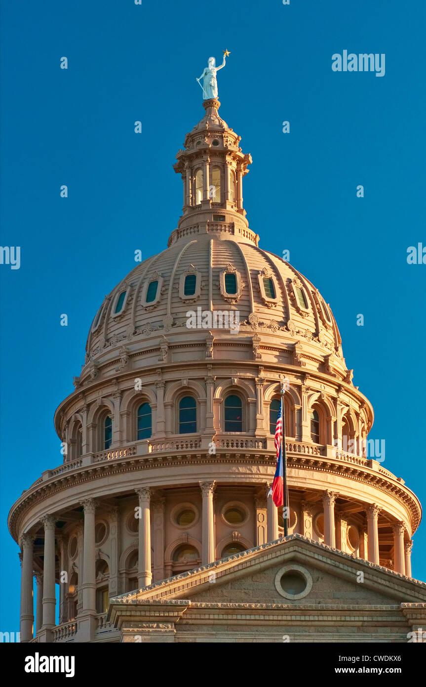 State Capitol in Austin, Texas, USA Stockbild