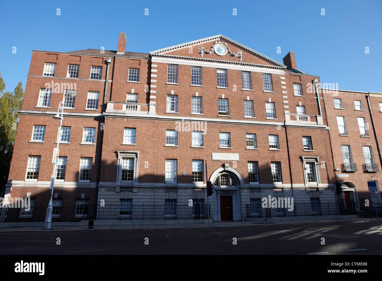 das nationale Mutterschaft Krankenhausgebäude Dublin Irland Stockbild