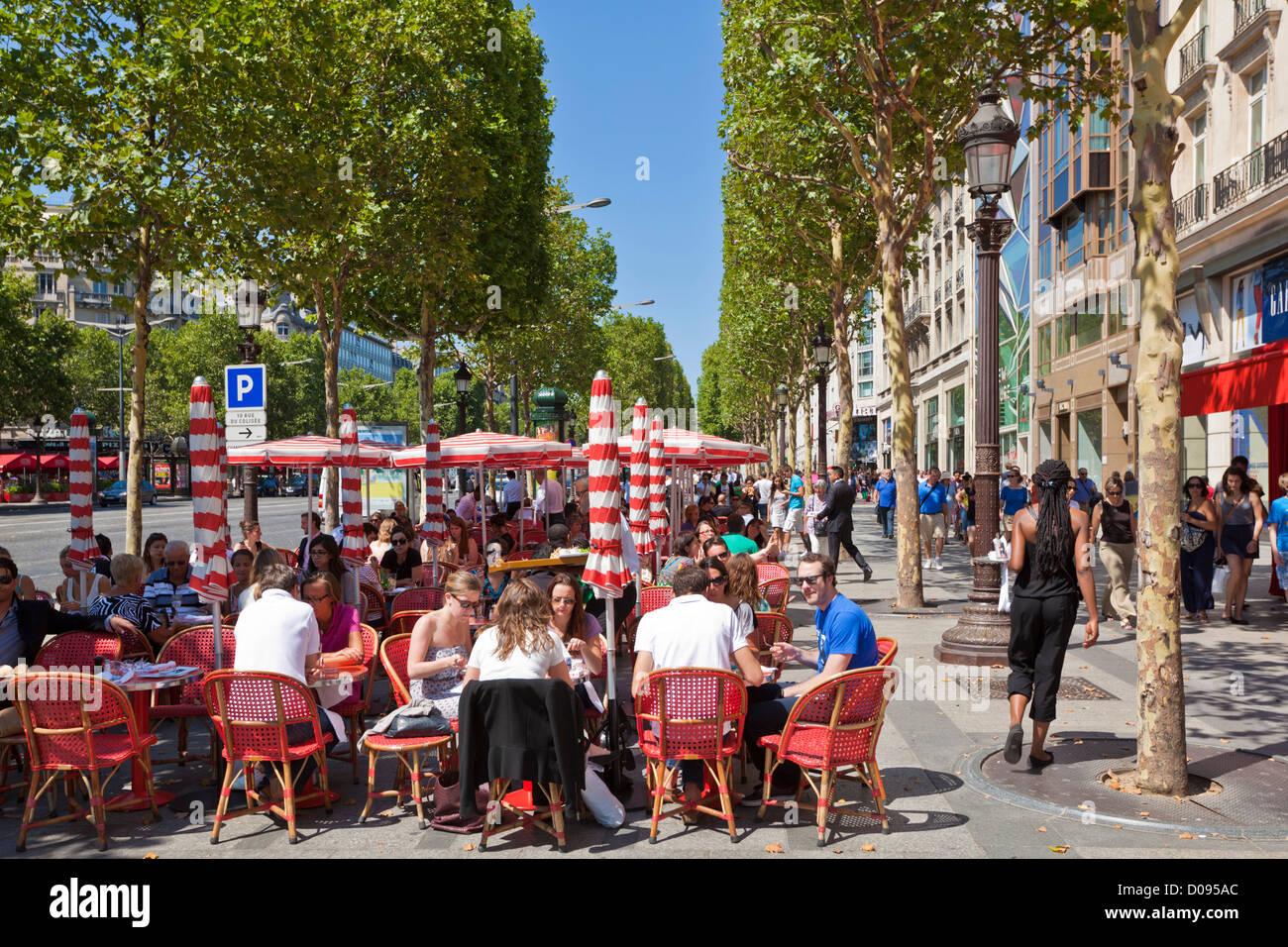 Caf Ef Bf Bd Des Champs Paris