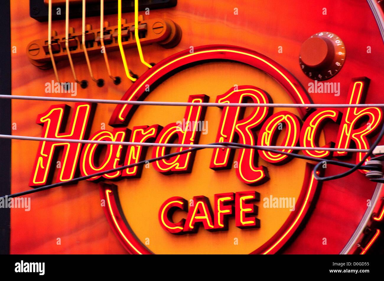 Hard Rock Cafe Manhattan Nyc