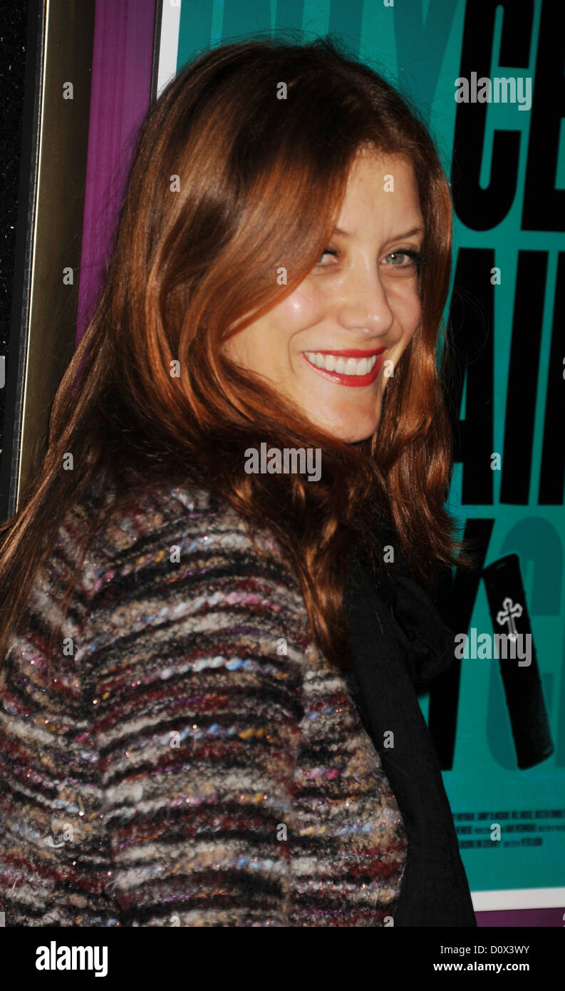 KATE WALSH U.S. Schauspielerin im November 2012. Foto Jeffrey Mayer Stockbild