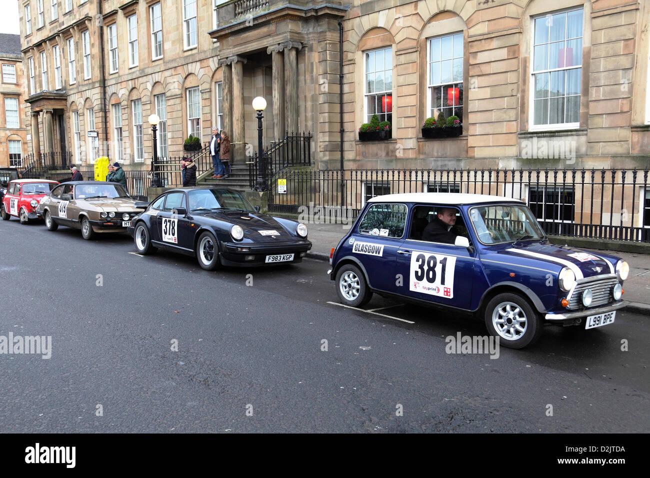 Classic Car Show Glasgow