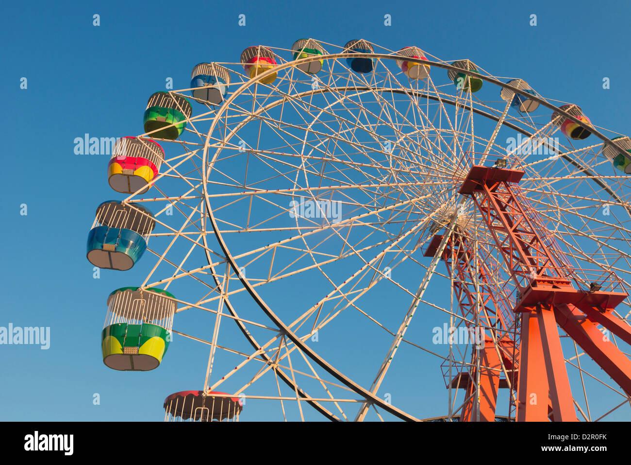 Riesenrad, Luna Park, Sydney, New South Wales, Australien, Pazifik Stockbild