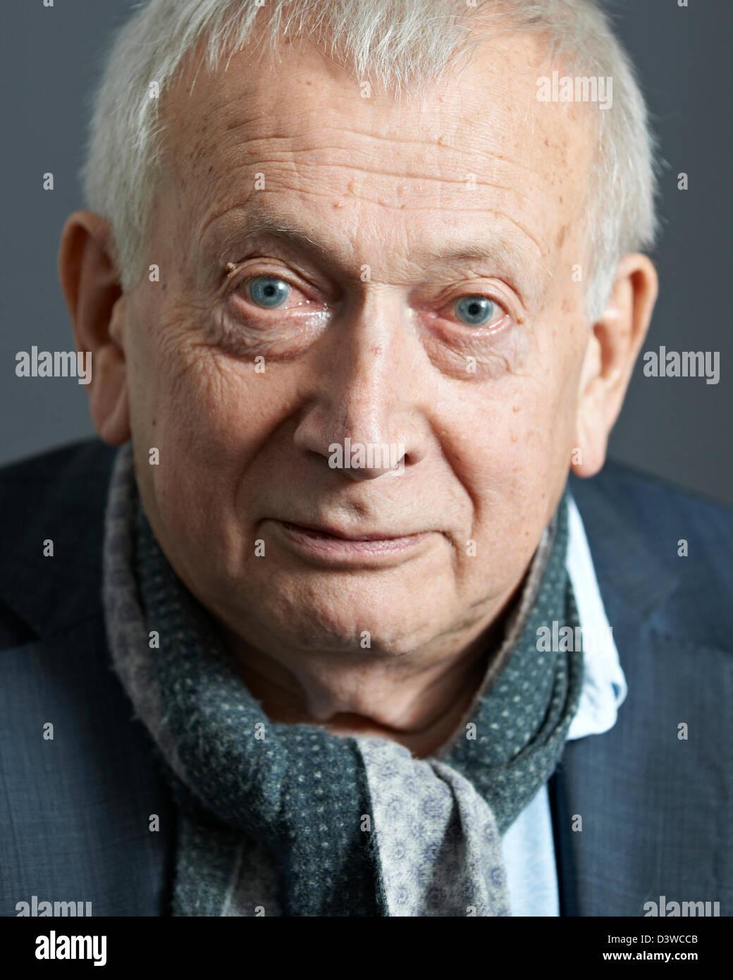 Paul Bailey, portrait Stockbild