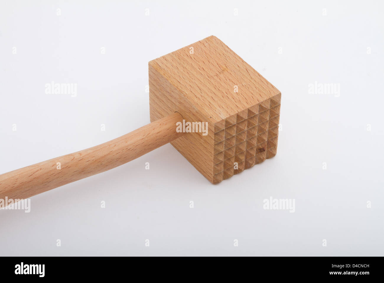 Tenderizer, Hammer, Fleisch, Objekt, Essen, Wiederholung Stockbild