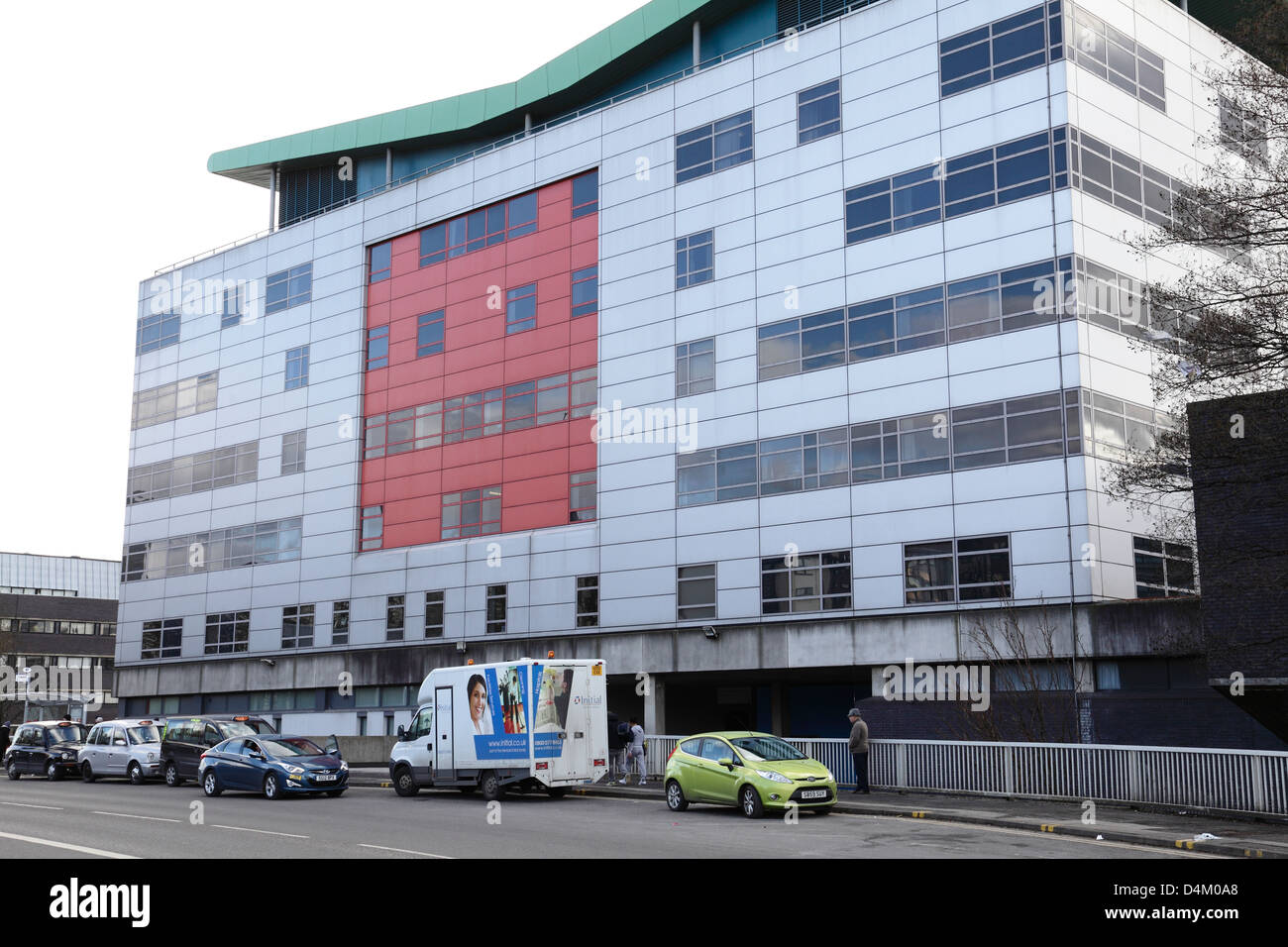 Princess Royal Entbindungsklinik Alexandra Parade, Glasgow, Schottland, UK Stockbild