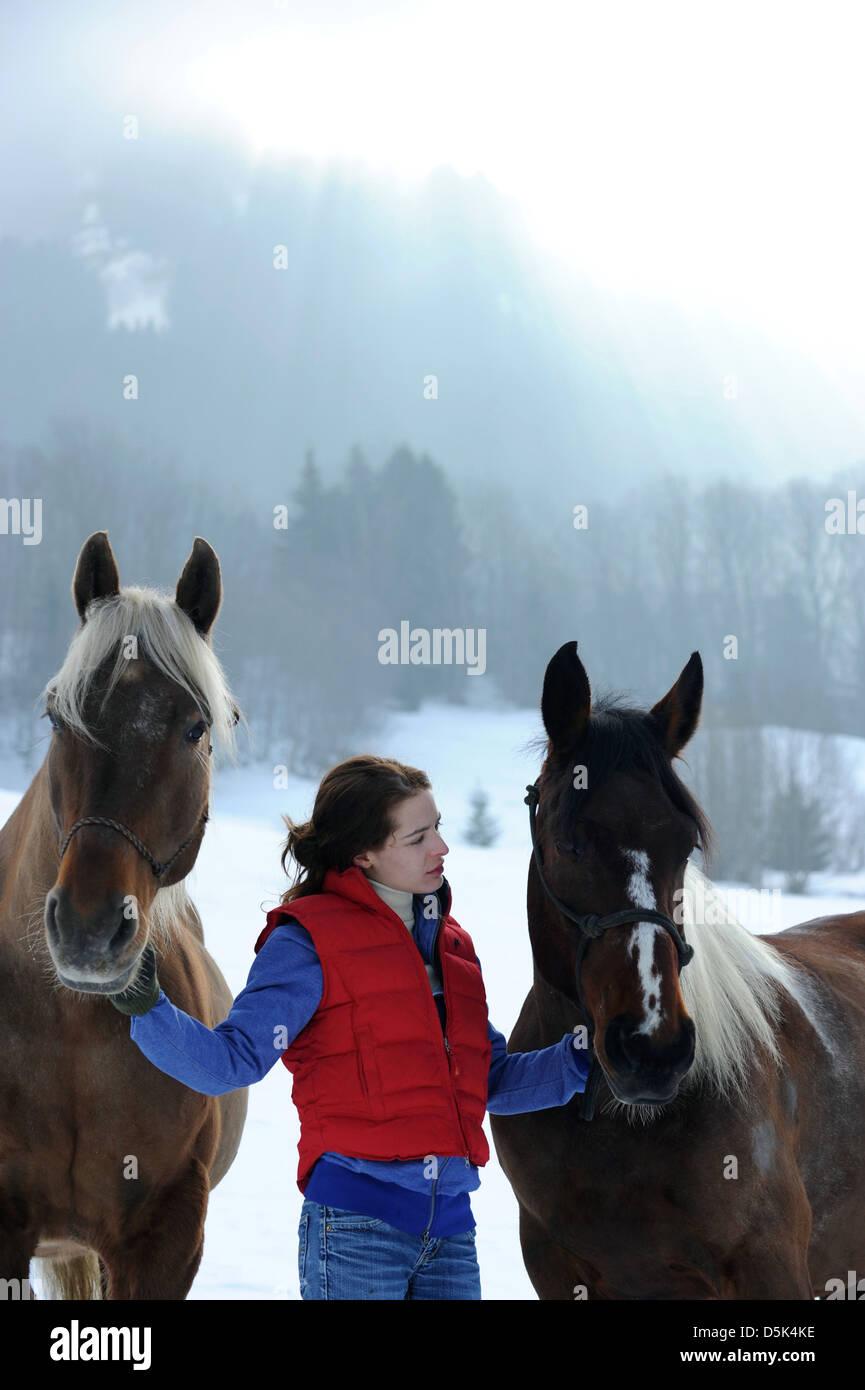 ESTHER COMAR MA PREMIERE FOIS; MEIN ERSTES (2012) Stockbild