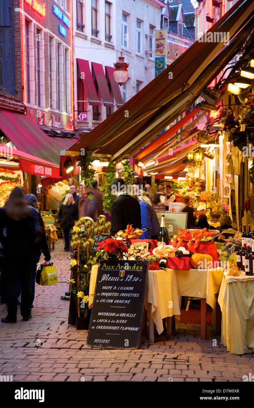 Restaurants Rue Du Mail Angers