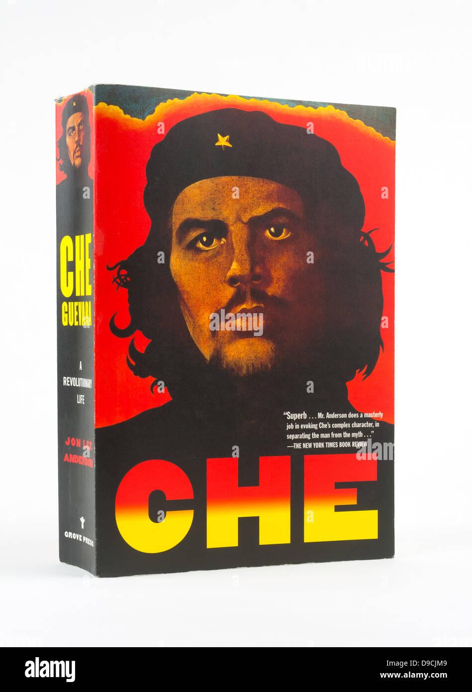 """""""Che"""" ist eine Biographie von Ernesto Che Guevara durch Jon Lee Anderson. Stockbild"""