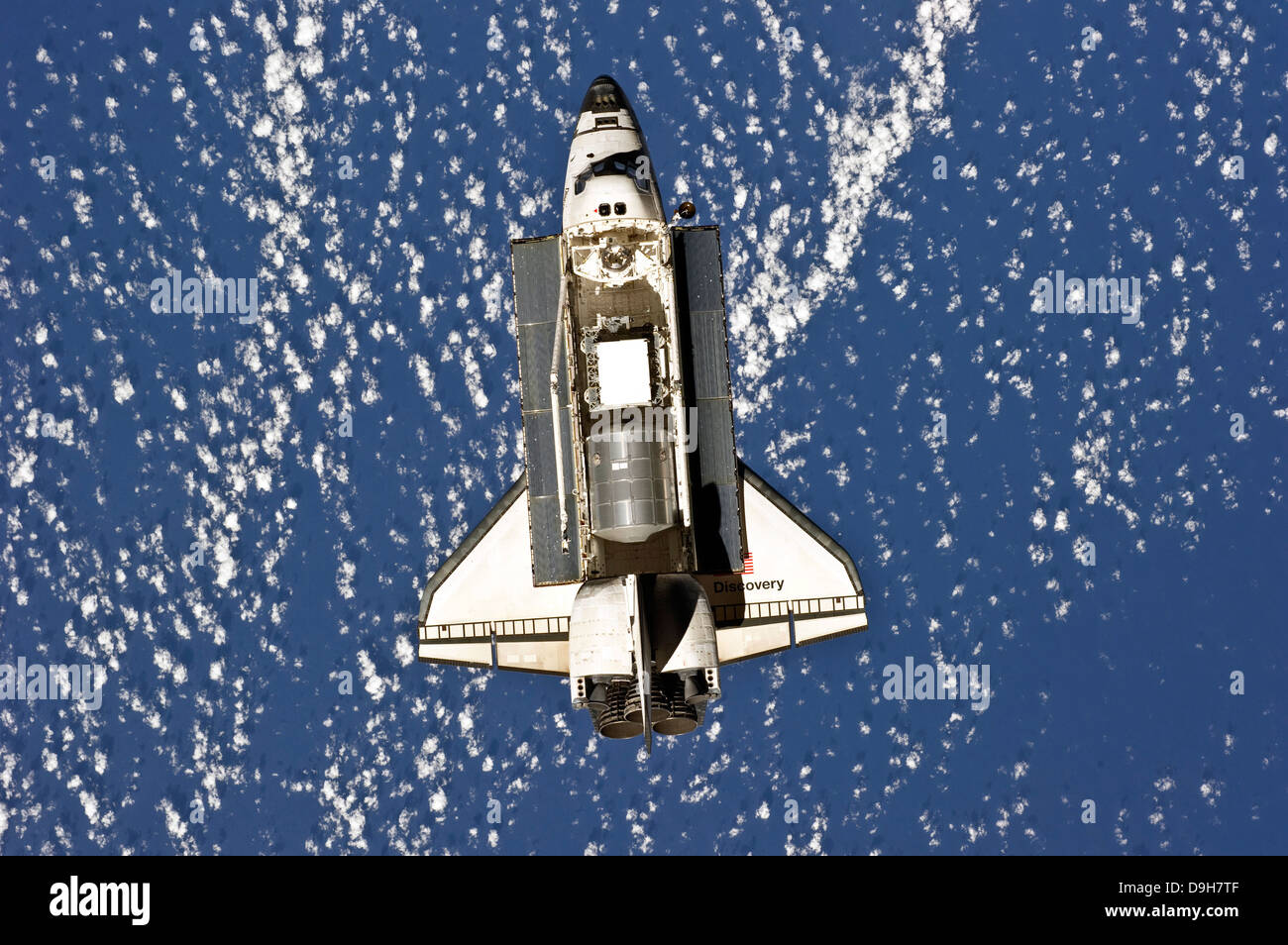 foto space shuttle discovery - photo #41