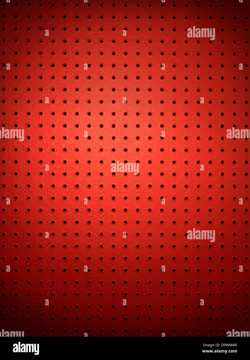 rote Fläche Stockbild