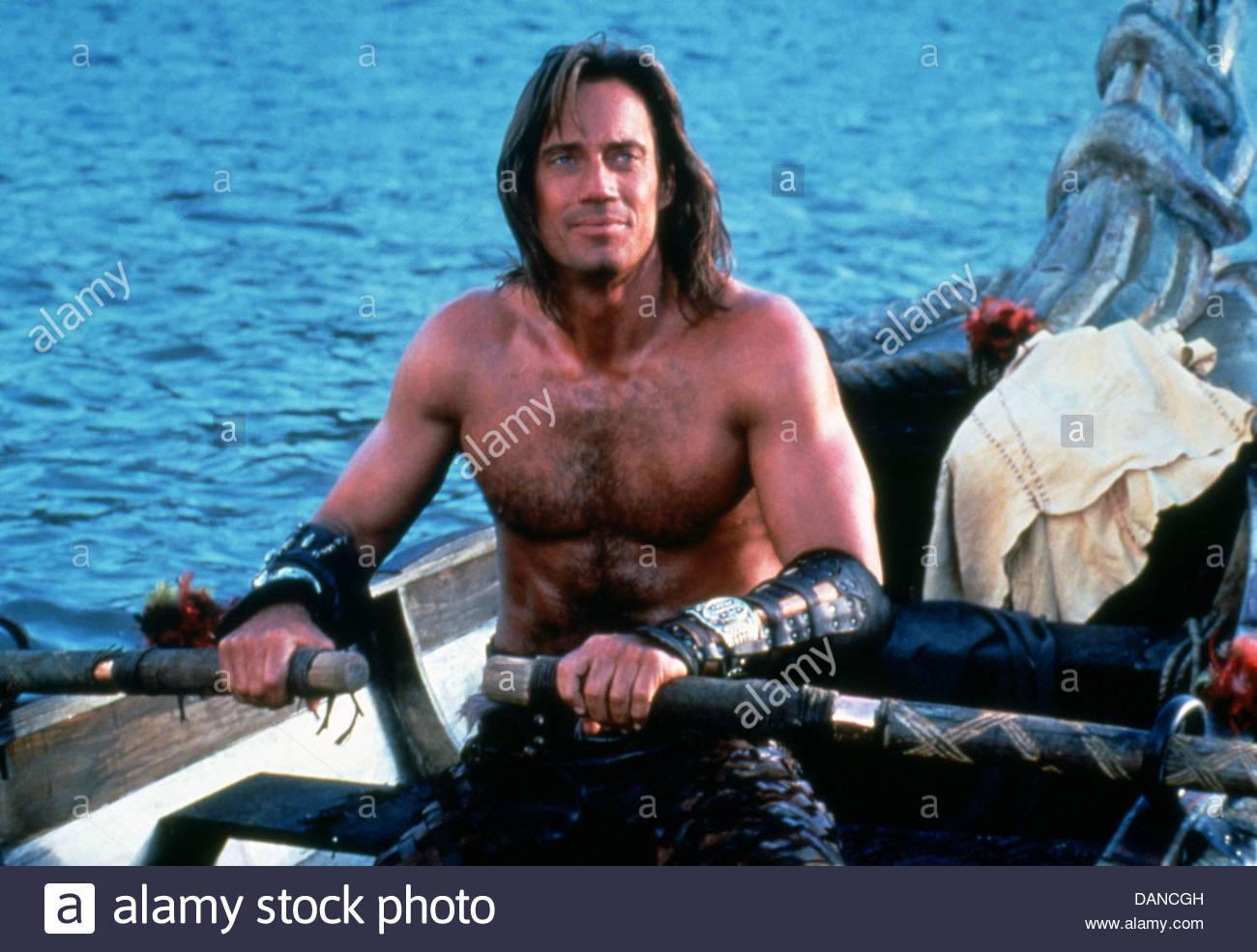 HERKULES DIE LEGENDÄREN REISEN (TV) (1994)-KEVIN SORBO, HTLJ 031 MOVIESTORE COLLECTION LTD. Stockbild