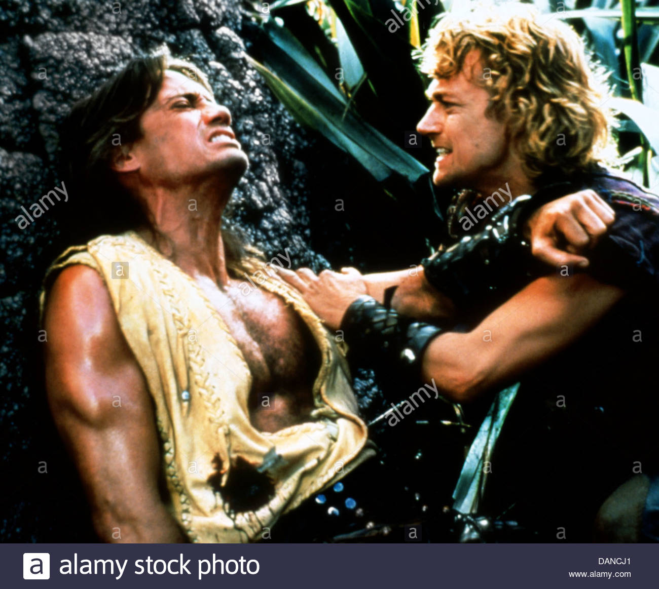 HERKULES DIE LEGENDÄREN REISEN (TV) (1994)-KEVIN SORBO, HTLJ 044 MOVIESTORE COLLECTION LTD. Stockbild