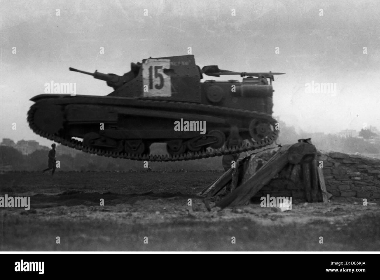 Panzer Rennen