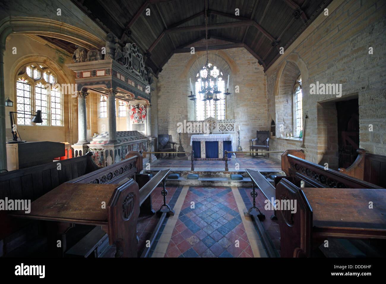 Laden Sie dieses Alamy Stockfoto St Andrews Kirche, Brympton D'Evercy, Odcombe, in der Nähe von Yeovil, Somerset, South West England, - DDD6HF