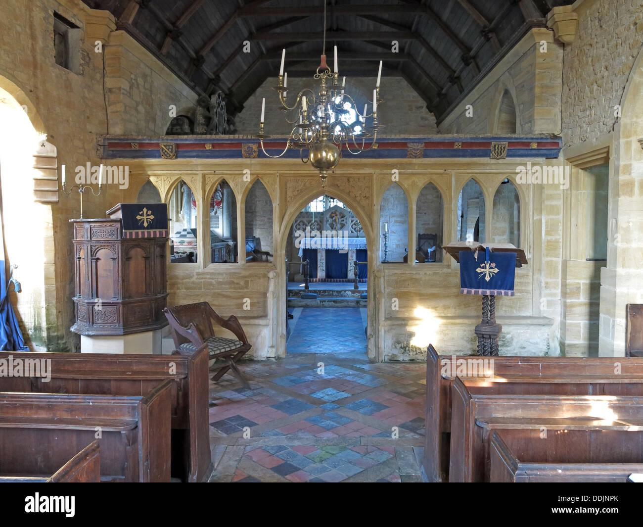 Laden Sie dieses Alamy Stockfoto Kapelle am Brympton d'Evercy, Yeovil, Somerset, England, Großbritannien - DDJNPK