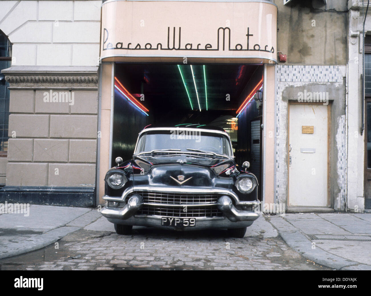 1955 CADILLAC 60-3 Stockbild