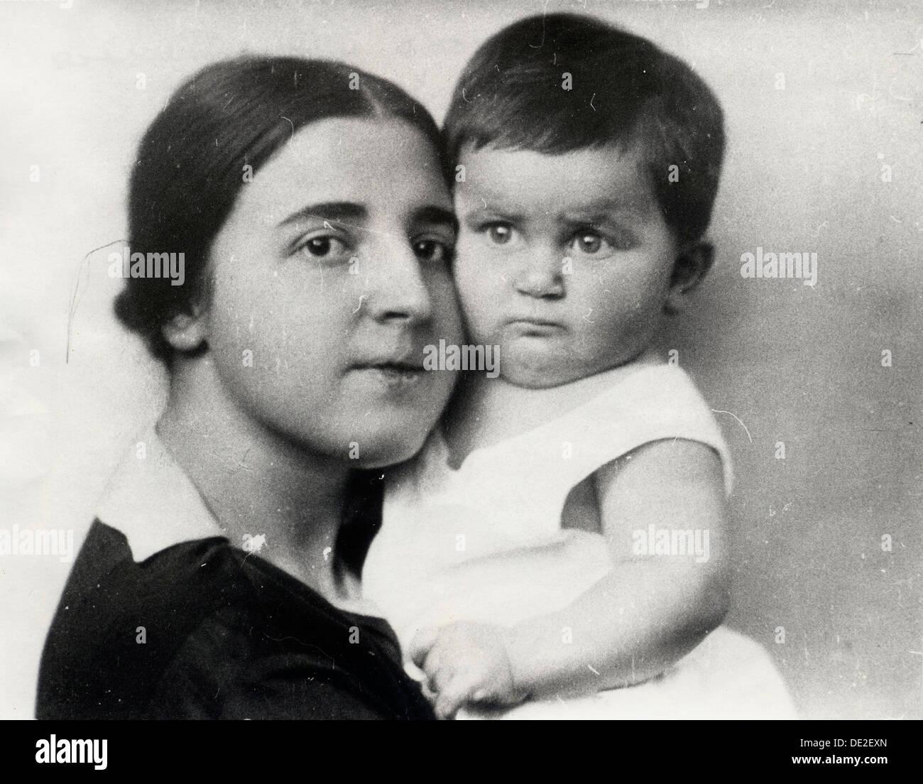 Василий Сталин: биография, личная жизнь, жены, дети 61